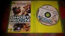 GHOST RECON Advandced Warfighter XBOX 360 prima edizione 2006