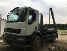 Daf skip lorry