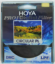 Hoya 52mm Circular Polarising PL Pro1 D Digital Pro 1D Lens Filter New UK Stock