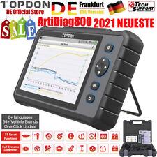 TOPDON AD800 PROFI KFZ Diagnosegerät Auto OBD2 Scanner ALLE SYSTEM TPMS DHL
