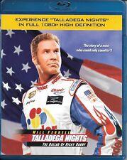 Talladega Nights: The Ballad of Ricky Bobby (Blu-ray Screener) Will Ferrell