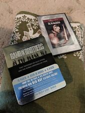 Band of Brothers blu ray and Stallone Rambo Trilogy package