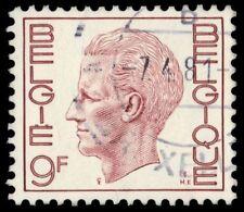 "BELGIUM 763 (Mi2014) - King Baudouin ""1980 Printing"" (pf62569)"