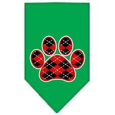 Bandana rouge pour chien