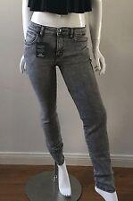 Urban Outfitters DR DENIM Jeans Black Stonewash 5 Pocket Size 30 NWT
