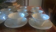 Nymphenburg Porcelain Tea Cups