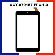VITRE TACTILE QCY-070157 FPC-1.0  EZEE TAB 7Q13-M NOIR