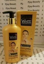 GLUTA WHITE GLUTATHIONE & COLLAGEN WHITENING LOTION 250ml ORIGINAL. UK SELLER