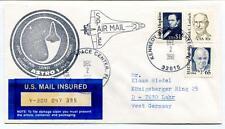 1990 Brand Hoffman Lounge Parker Gardner Astro 1 Edwards Air Force Base NASA USA