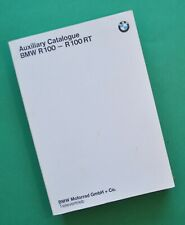 Bmw Motorcycle Parts Catalog Service Manual Book R100Rt R100/7 R100Rs R100S