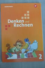 Denken Und Rechnen Klasse 2 Buch