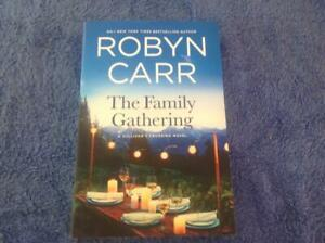 The Family Gathering By Robyn Carr - A Sullivan's Crossing Novel P/B Book
