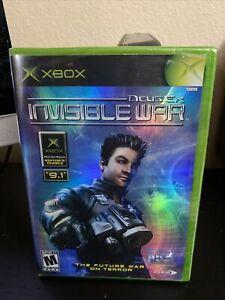 Deus Ex: Invisible War (Microsoft Xbox, 2003)