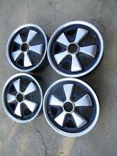 Porsche 911 914 6 14 Fuchs Wheels 90136101600 Matching Set Date Stamp 569