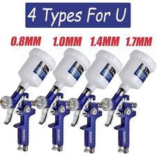 Mini HVLP Air Paint Spray Gun Auto Car Detail Touch Up Sprayer Gravity tools BE
