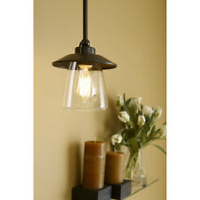 Allen + Roth BRISTOW Mini Pendant Kitchen Island Ceiling Lighting Fixture Bronze
