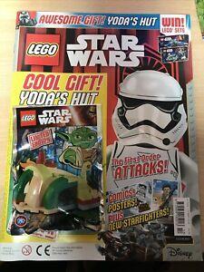 Lego 911614 Star Wars Magazine with Yoda's Hut issue #14