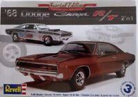 Revell 85-4202 '68 Dodge Charger 2n1 1/25 Scale Plastic Model Kit 85-4202