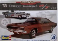 Revell 85-4202 '68 Dodge Charger 2n1 1/25 Scale Plastic Model Kit 85-4202