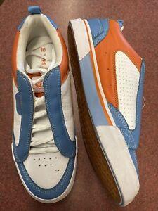 Vintage🔥 Vision Street Wear Skateboarding Shoes Super Trick Size 10