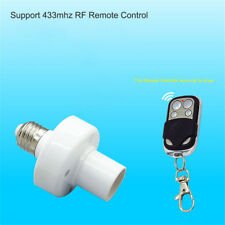 E27 LED Wifi Light Bulb Smart APP Holder Base Socket Remote Control By IOS Andro