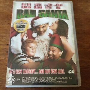 Bad Santa DVD R4 Like New! FREE POST