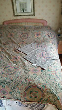 Martex 180 Thread Double Quilt & Pillow Cases Multi Colour Geo Floral Pattern