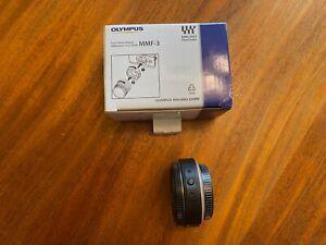 Olympus MMF-3 adapter PEN M.Zuiko Digital MMF-3 adapter VM346001