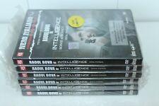 dvd IL NERO ITALIANO HOBBY & WORK - INTELLIGENCE RAUL BOVA COMPLETA