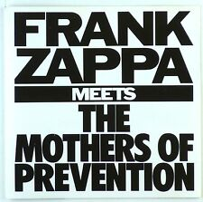 CD - Frank Zappa - Frank Zappa Meets The Mothers Of Prevention - A4944