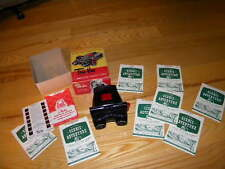 1950's Tru Vue Viewer With Box and Film Cards with Box