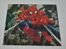 Spiderman and Villains Doc OC Scorpion Vulture Jigsaw 48 pc Puzzle 9 1/8x10 1/4