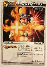 One Piece Miracle Battle Carddass Promo P OP 05a Ace Whitebeard Pirates