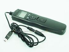 RST Timer shutter release Cord For Nikon D750 D7100 D7000 D610 D5300 D3300 D7200