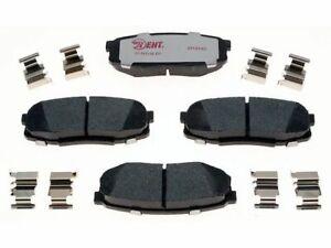Rear Brake Pad Set For 2007-2021 Toyota Tundra 2013 2012 2008 2016 2011 V775MK