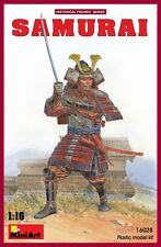 Miniart 1:16 - samurai