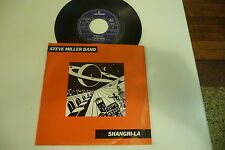 STEVE MILLER BAND 45T SHANGRI-LA / CIRCLE OF LOVE. SAMPLE RECORD PROMO HOLLAND.