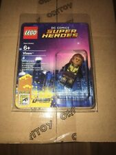 SDCC San Diego 2017 LEGO Vixen Figure DC Legends of Tomorrow Factory Sealed