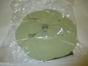 "3132 Princess House Specialty Silicone Cover For Bowls Light Green 9 3/4""D NIP"