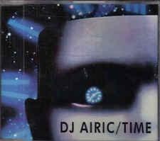 DJ Airic-Time cd maxi single eurodance holland