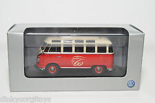 MINICHAMPS VW VOLKSWAGEN TRANSPORTER T1 60 JAHRE YEARS MINT BOXED RARE
