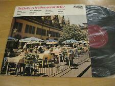 LP ORCHESTRE POPULAIRE morceaux Erich donnerhack Vinyle AMIGA RDA 8 40 016