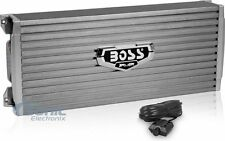 NEW! Boss AR2500M 2500W Monoblock Armor Series Car Amplifier Sub Amp + Remote