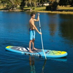 """Rover 10'6"""" Inflatable Paddleboard Package"""