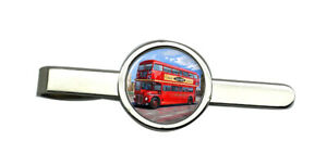 Routemaster London Bus Tie Clip