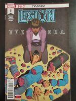 LEGION #5 (2018 MARVEL Comics) ~ VF/NM Comic Book