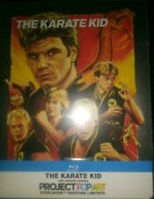 THE KARATE KID - STEELBOOK EDIZIONE LIMITATA - BLU-RAY NUOVO