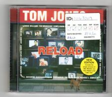 (HZ932) Tom Jones, Reload (New Edition) - 2000 CD