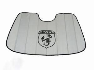 13-19 FIAT 500 ABARTH WINDSHIELD SUN SHADE VISOR BLOCKER NEW FIAT MOPAR GENUINE