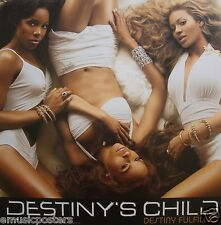 "Destiny'S Child ""Destiny Fulfilled"" U.S. Promo Poster - Girls Laying Together"